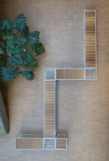 Kirch Terrase modulaire meubel office